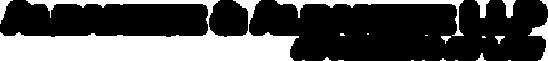 albanese-and-albanese-logo